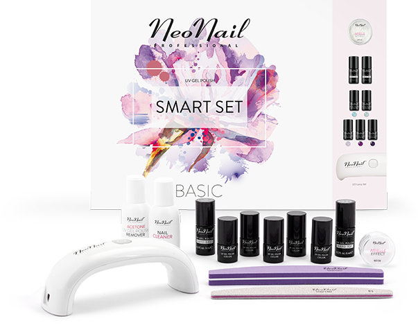 Zestaw Smart Set Basic NeoNail